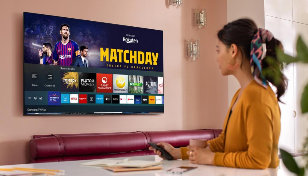 Samsung Tv Plus si espande in Italia 1024x588 - Svod. Samsung Tv Plus si espande. La piattaforma OTT prova che la tv free resta ancora il medium al centro dell'attenzione del pubblico