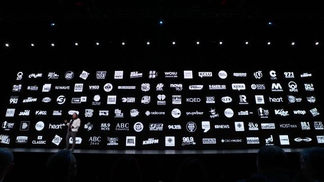 Apple Radio - Radio. Apple detta le nuove regole per l'accesso dei broadcaster ai suoi device con un brevetto per la radiofonia