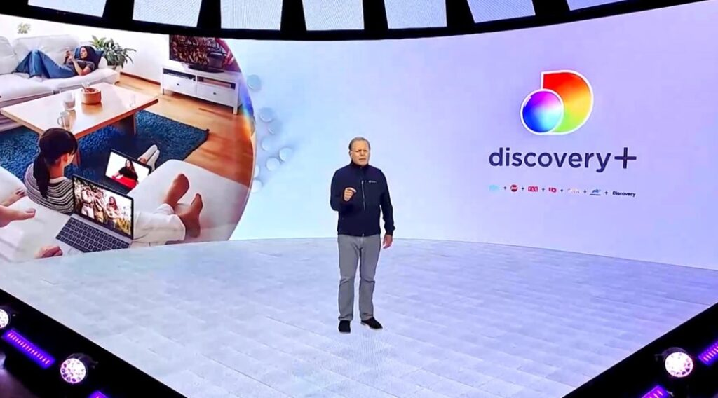 Discovery+ debutta a gennaio 2021