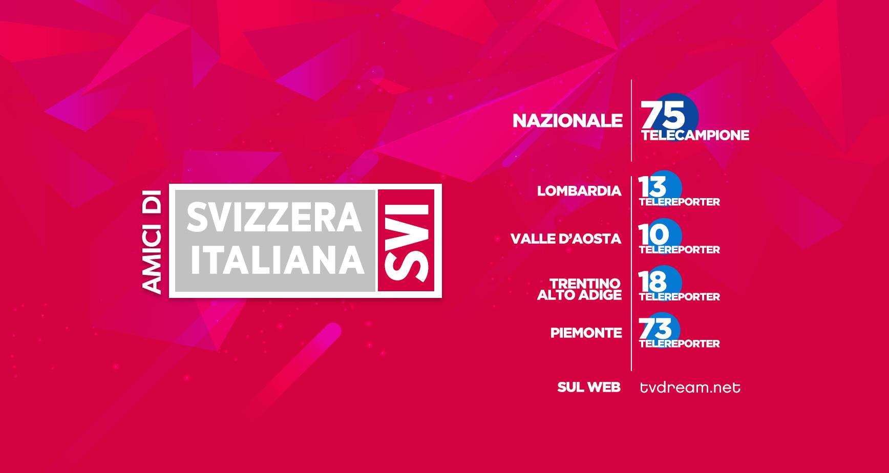 amici della tv svizzera italiana
