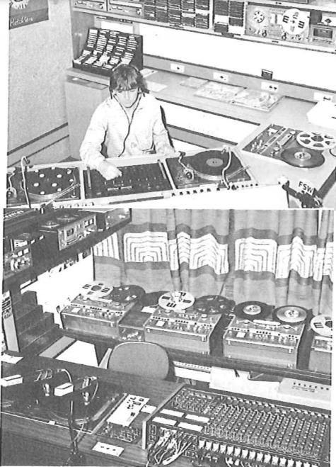 FSW RTA Radio Trans Alpin - Storia della radiotelevisione italiana. Bolzano, Radio TransAlpin: l'antenna più alta d'Europa con 400.000 W ERP per servire Austria e Germania dall'Italia