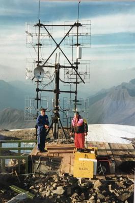 RTA Radio TransAlpin 2 - Storia della radiotelevisione italiana. Bolzano, Radio TransAlpin: l'antenna più alta d'Europa con 400.000 W ERP per servire Austria e Germania dall'Italia