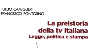 libro la preistoria della tv italiana