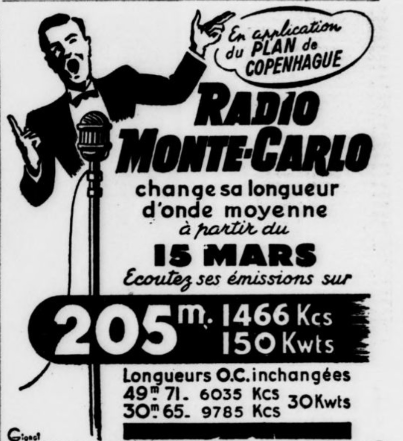 Copen2 - Radio. Storia della RMC francese e delle sorelle RMC Cote d'Azur, RMC Rock e RMC Classique nate per contrastare i pirati radiofonici italiani
