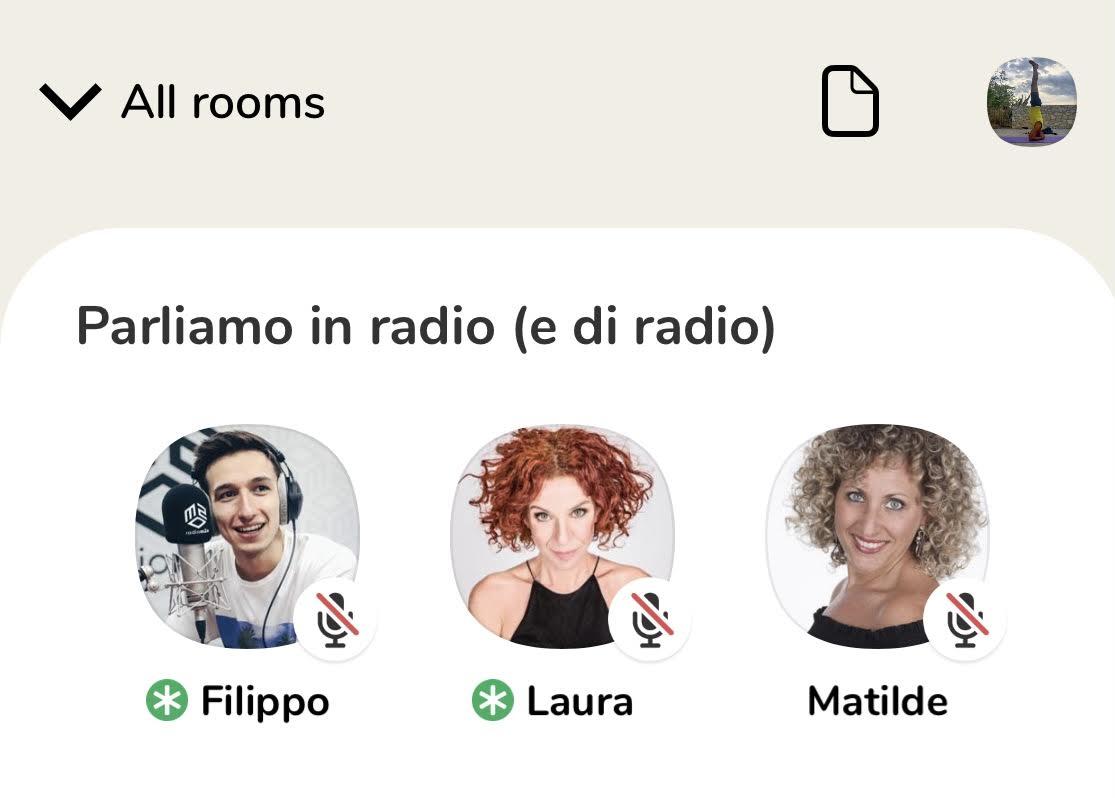 clubhouse 6 - Radio & Social. Clubhouse, la piattaforma RVSP. Sarà un pericoloso competitor di radio talk verticali e podcast?