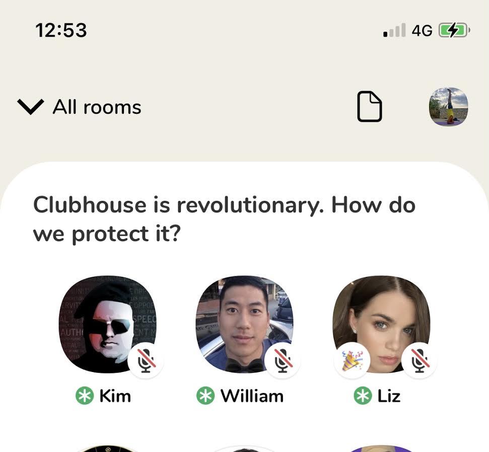 clubhouse 7 - Radio & Social. Clubhouse, la piattaforma RVSP. Sarà un pericoloso competitor di radio talk verticali e podcast?