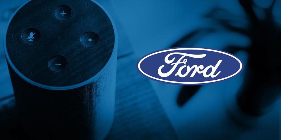 ford smart speaker 1 - Radio. I concessionari Ford USA testano l'efficacia della pubblicità radiofonica in preroll sugli smart speaker
