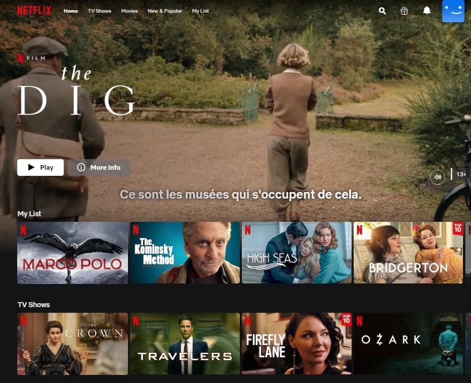 netflix home - OTT. Netflix: quanto c'è di umano e quanto Machine Learning nella scelta dei contenuti prodotti dalla piattaforma?