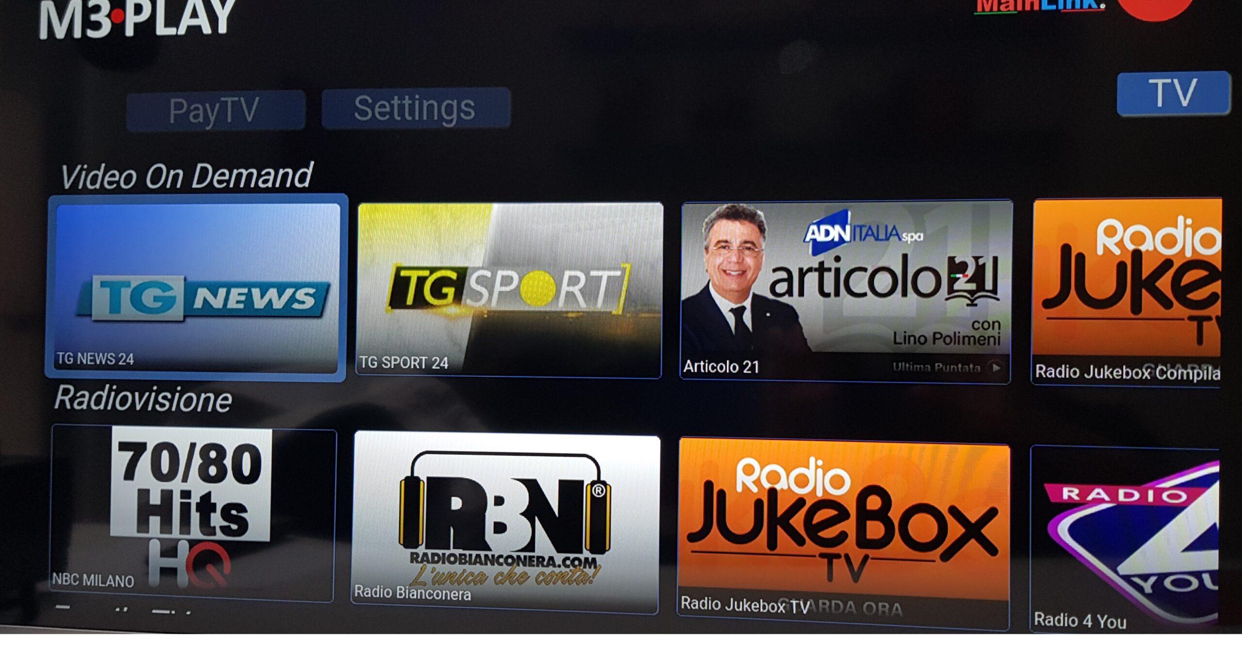 HBBTV 2 scaled - DTT. Il Ministero dello Sviluppo Economico scommette su sostituzione estiva del parco tv e snocciola dati. Ma appare guerra contro il tempo