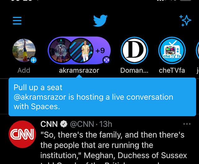 IMG 0997 - Radio & Social. Twitter attiva in Europa Spaces, clone di Clubhouse. Il format a metà tra conferenza e chatroom diventerà uno standard?