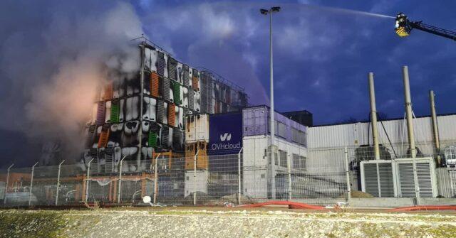 OVH, data center