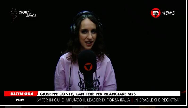 art4 girl - Radiovisione. Suraci: vi spiego perché abbiamo deciso di puntare sui giovani. Ecco cosa sta dietro a RTL 102.5 News, RTL 102.5 Doc e Best