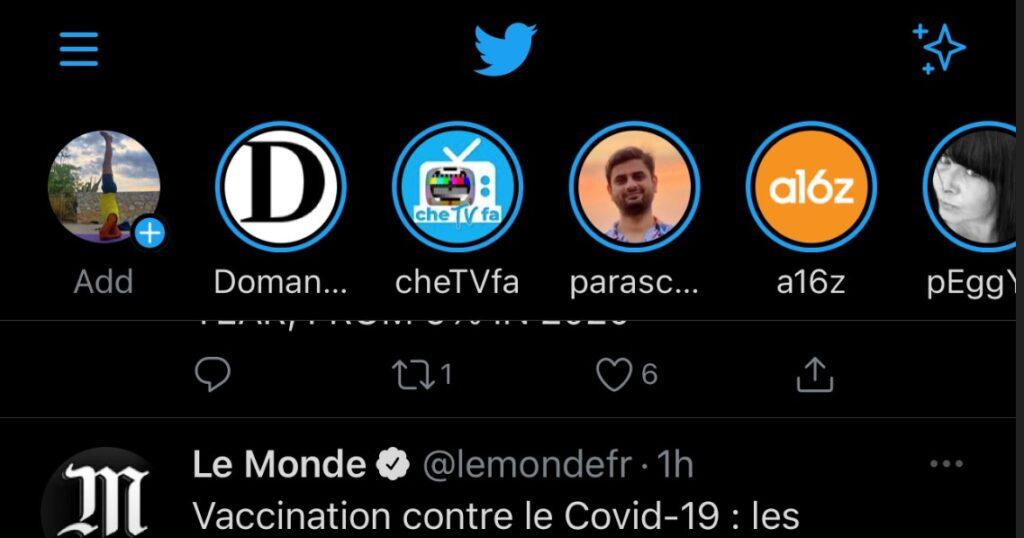 fleet 2 1024x538 - Radio & Social. Twitter attiva in Europa Spaces, clone di Clubhouse. Il format a metà tra conferenza e chatroom diventerà uno standard?