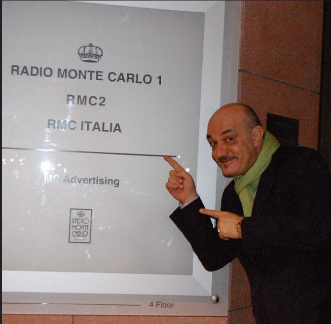 home 3 - Radio. Maurizio DiMaggio racconta la RMC degli anni '80. E di quella volta che intervistò Elton John con il registratore in pausa