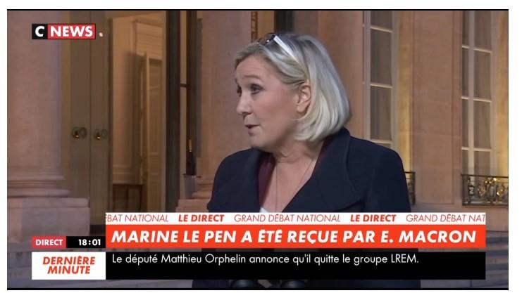 le pen - Media. Vivendi, Universal Media Group, LVMH: alleanze e scalate nel mondo dei mezzi di comunicazione francesi. I possibili target esteri