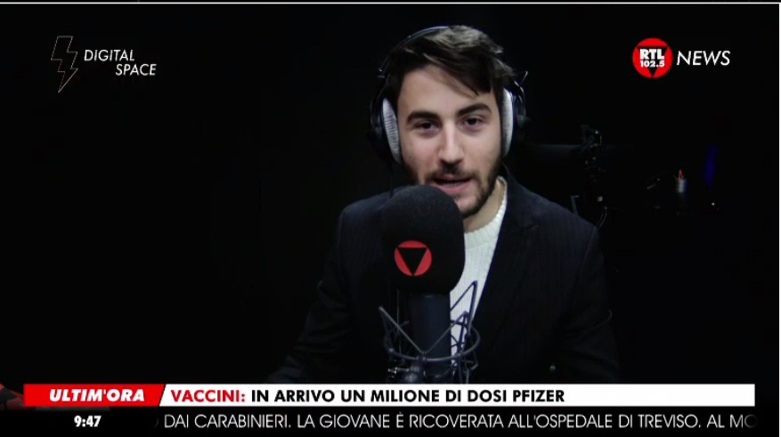 rtl news conduttore - Radiovisione. Il Digital Space di RTL 102.5: modellato su bisogni e passioni della community. Le radio digitali viste da Suraci
