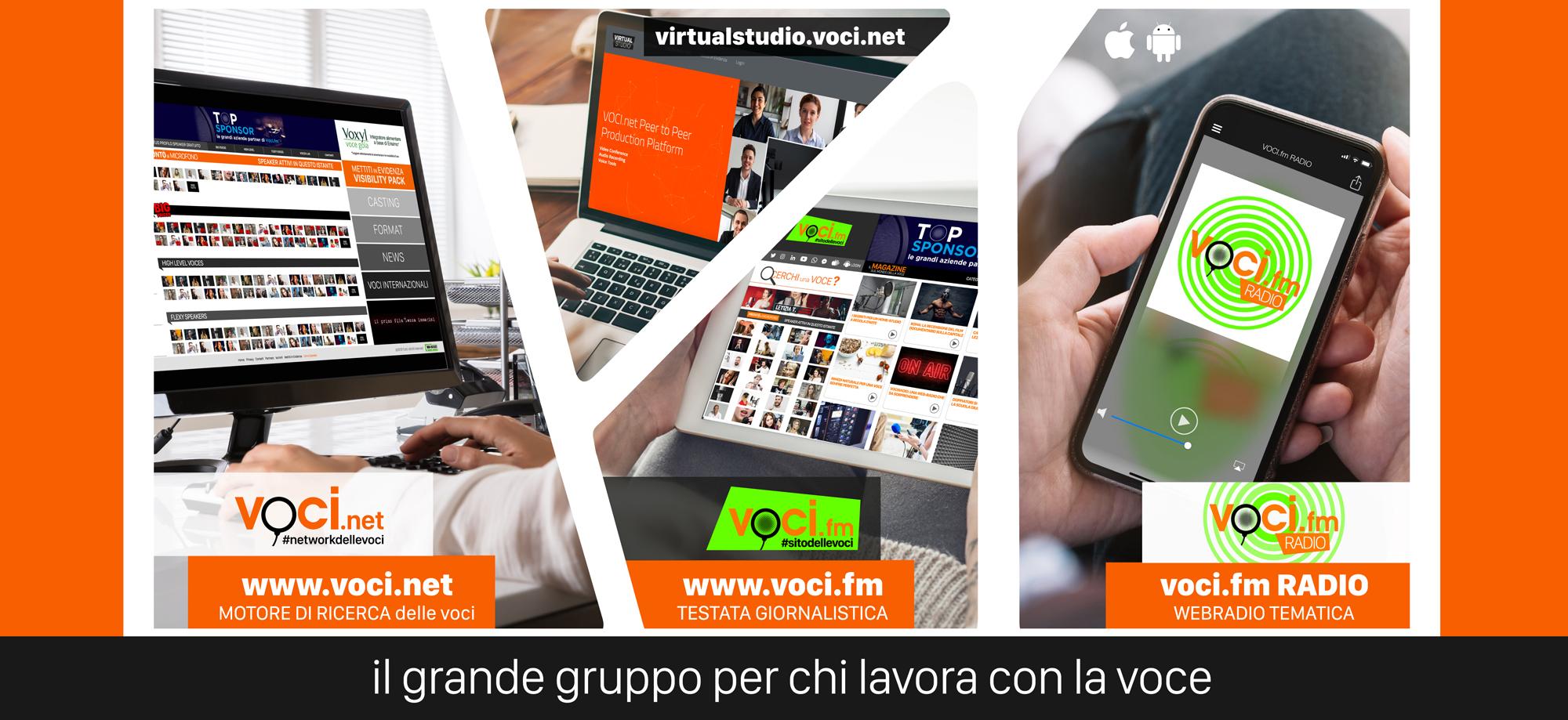 Gruppo VOCI fm Marco Picchio - Radio. Picchio (Voci FM): vi spiego perché dietro l'iniziativa Studio AD di Spotify ci sono opportunità anche per la Radio e chi ci collabora