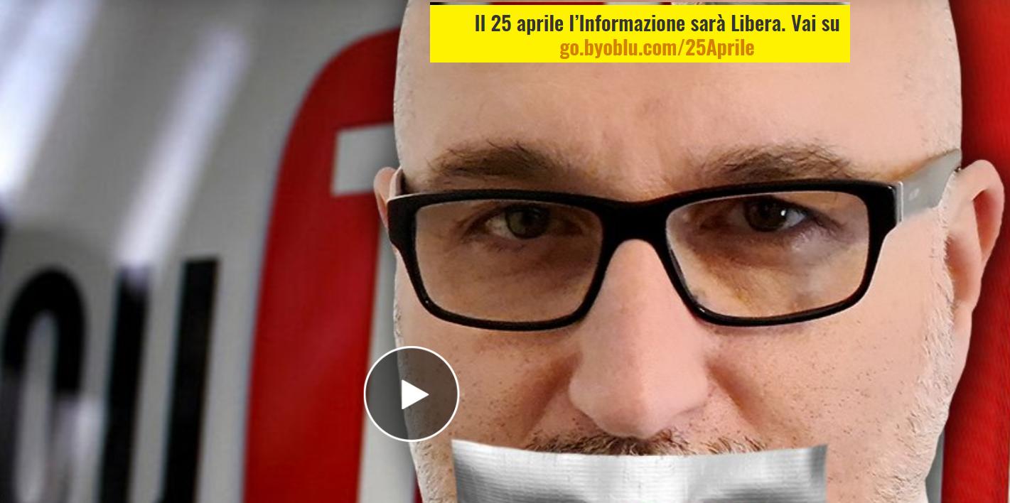 giornaleradiotv byoblu - DTT. 262: dall'informazione senza opinioni né commenti di Giornale Radio alla libertà dall'informazione (mainstream) di Byoblu Tv