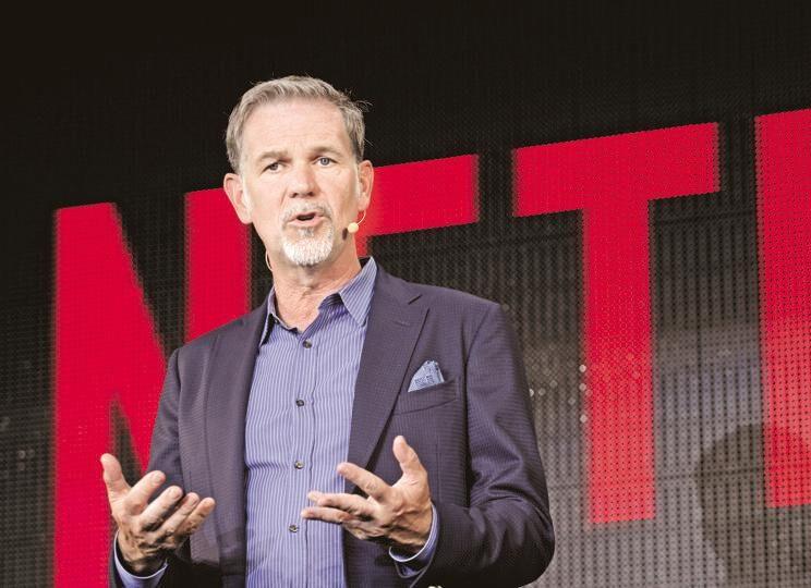 netflix japan reed hastings introduces content lineup 350fe34c efd7 11ea a6a9 ef65eb2fa0ec e1619682631955 - IP Tv. Netflix: previsione di calo delle sottoscrizioni. Ma i conti della società crescono nel primo trimestre 2021