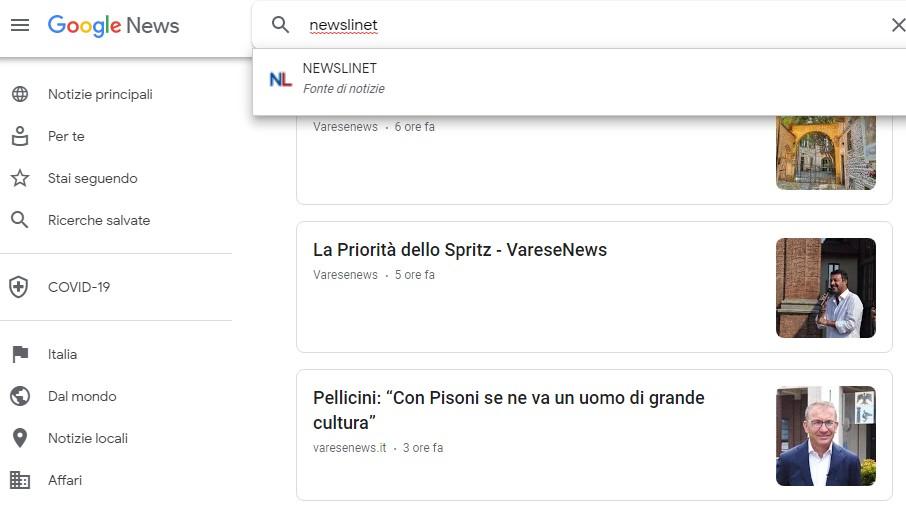 priorita allo spritz - Editoria online. Google a NL: il nostro programma News Showcase già remunera i primi editori per i contenuti pubblicati sulla nostra piattaforma
