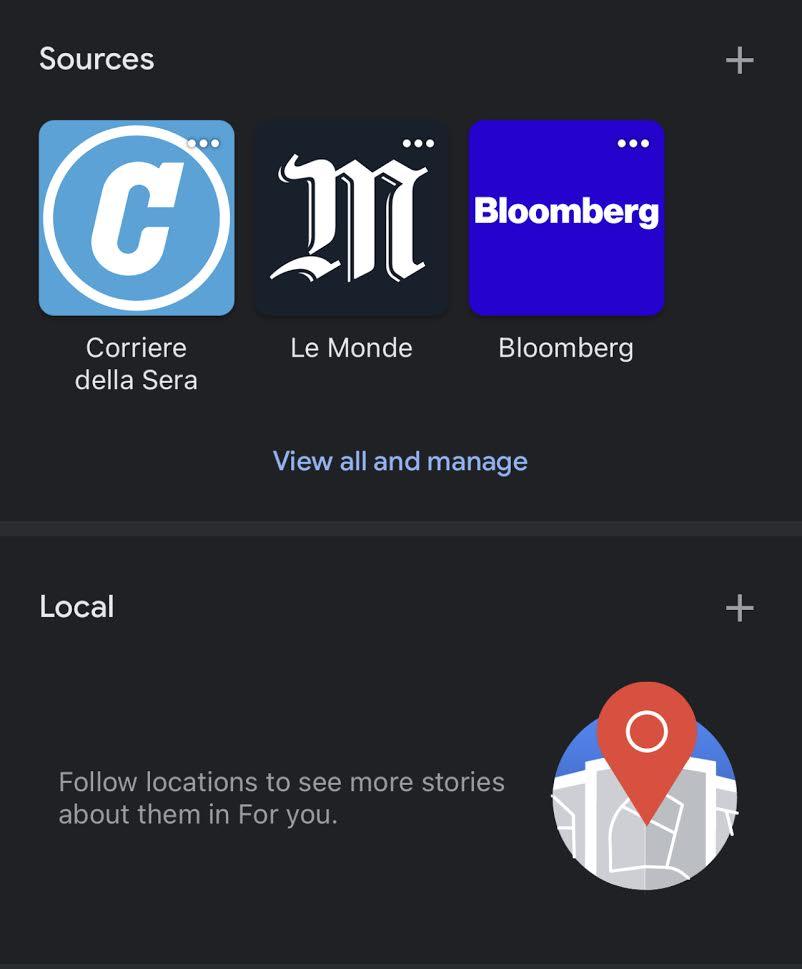 showcase 1 - Editoria online. Google a NL: il nostro programma News Showcase già remunera i primi editori per i contenuti pubblicati sulla nostra piattaforma