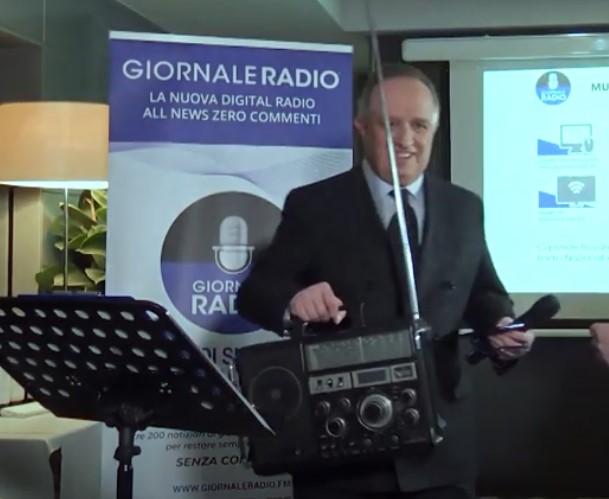DZ 2 - Radio. Giornale Radio: primo bilancio. Può un marchio nativo digitale avere ruolo primario tra media analogici? Primi dati della all news