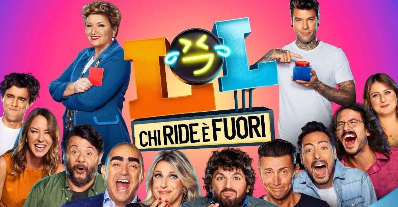 Lol chi ride e fuori poster e1622446277115 - IP Tv. Nuovi contenuti prodotti in Italia per il mercato internazionale. Prime Video programma gli investimenti futuri nel Bel paese