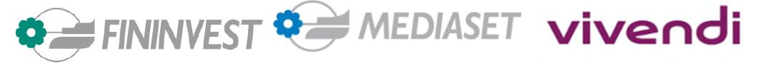 fininvest mediaset vivendi - Media e tlc. Fininvest, Mediaset e Vivendi firmano la pace: via libera al trasferimento in Olanda del Biscione e accordo di buon vicinato