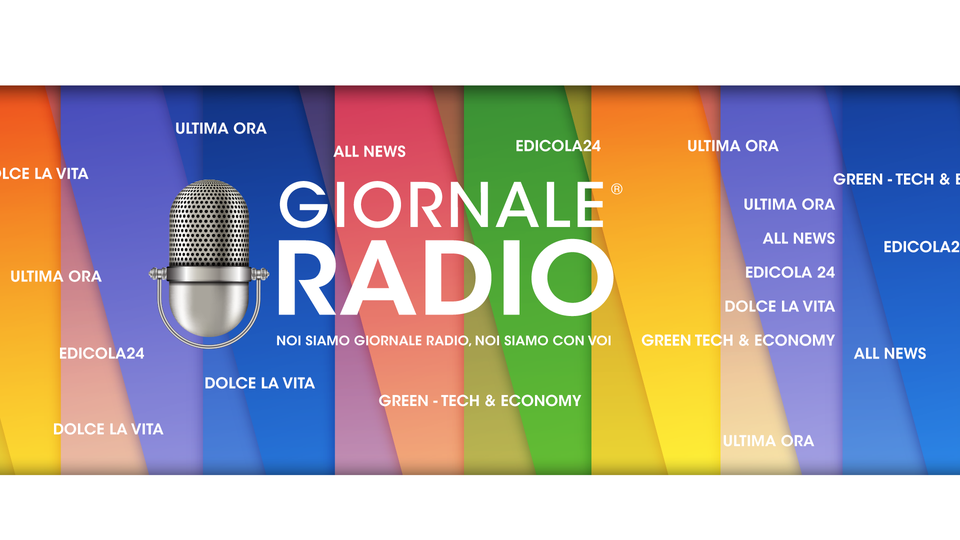 Giornale Radio, all news