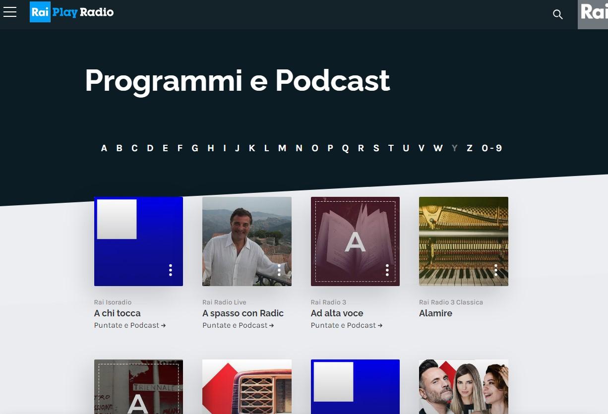 podcast - Radio. Sergio (RAI): pensiamo allo spegnimento della FM. Non siamo più radiofonici. Ibridazione è strada maestra
