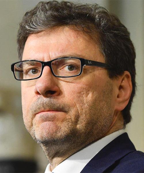 Giancarlo Giorgetti - La gatta di Giorgetti e Ascani