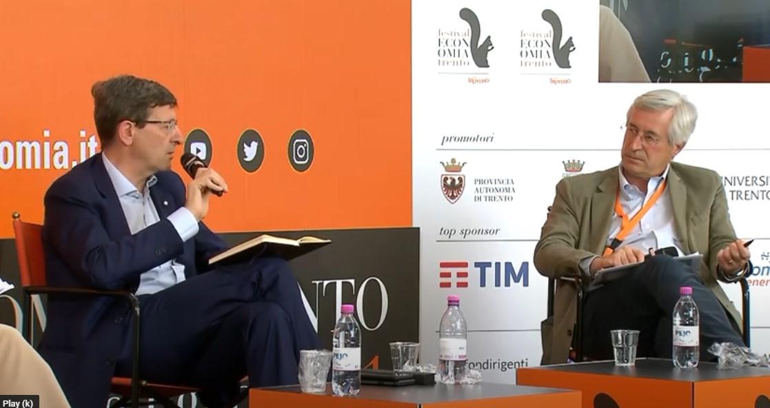 colao - Web. Cloud sovrano europeo: Italia prende posizione grazie a Colao. Aruba, uno degli attori, spiega a NL l'impegno in GAIA-X