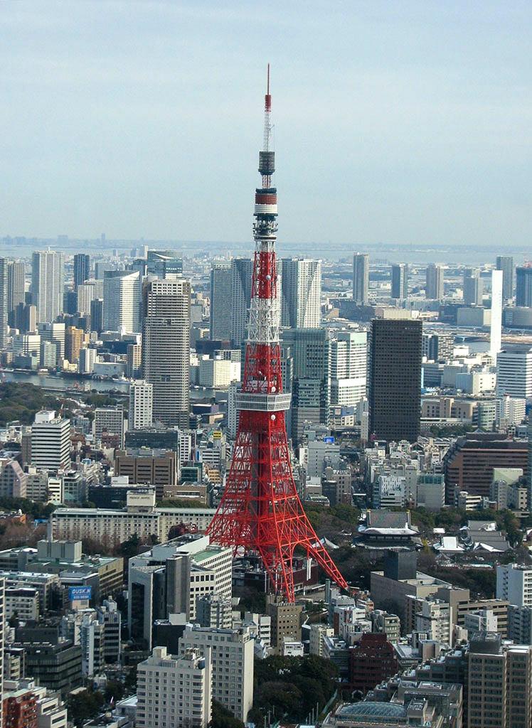 tokyo tower 01 - Radio e Tv. BBC a NL: tramite BIDI pronti a supportare migrazione in massa utenti FM e DTT verso modello IP