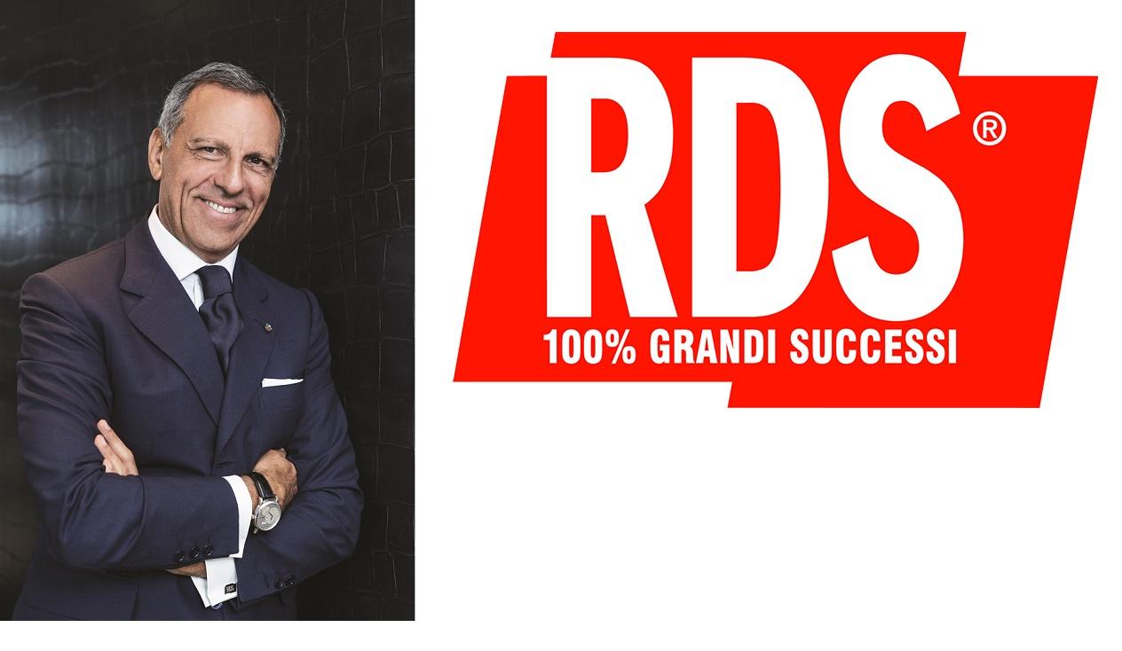 Montefusco RDS seconda foto 1 - Radio. Eduardo Montefusco (RDS): superare logiche competitive. Canali incrementali opportunità per tutti. Brevetto per nostra Visual Radio