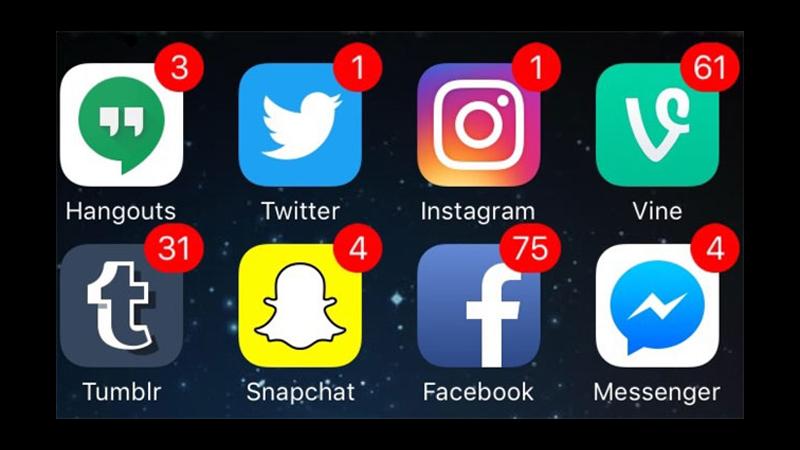 """Remove Red Number Notifications from App Icons on iPhone - Web. Non il perfido algoritmo ma la natura umana stessa induce il news feed di Facebook a promuovere i post cosiddetti """"divisivi"""""""