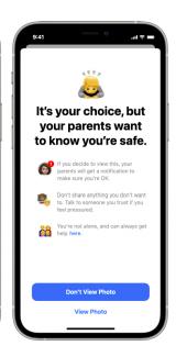 Screen Shot 2021 08 08 at 16.25.12 - Web. In nome della lotta alla pedofilia, Apple si pone come poliziotto e delatore rispetto ai propri clienti. Ribaltando in un attimo anni di attenzione alla protezione della privacy
