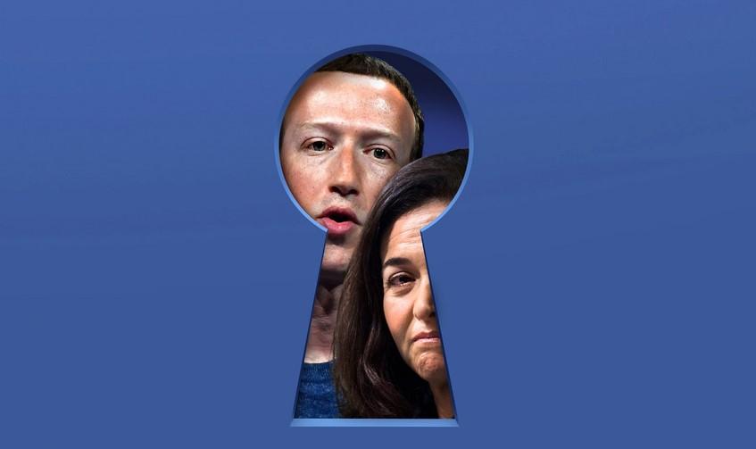 """zuck sheryl - Web. Non il perfido algoritmo ma la natura umana stessa induce il news feed di Facebook a promuovere i post cosiddetti """"divisivi"""""""