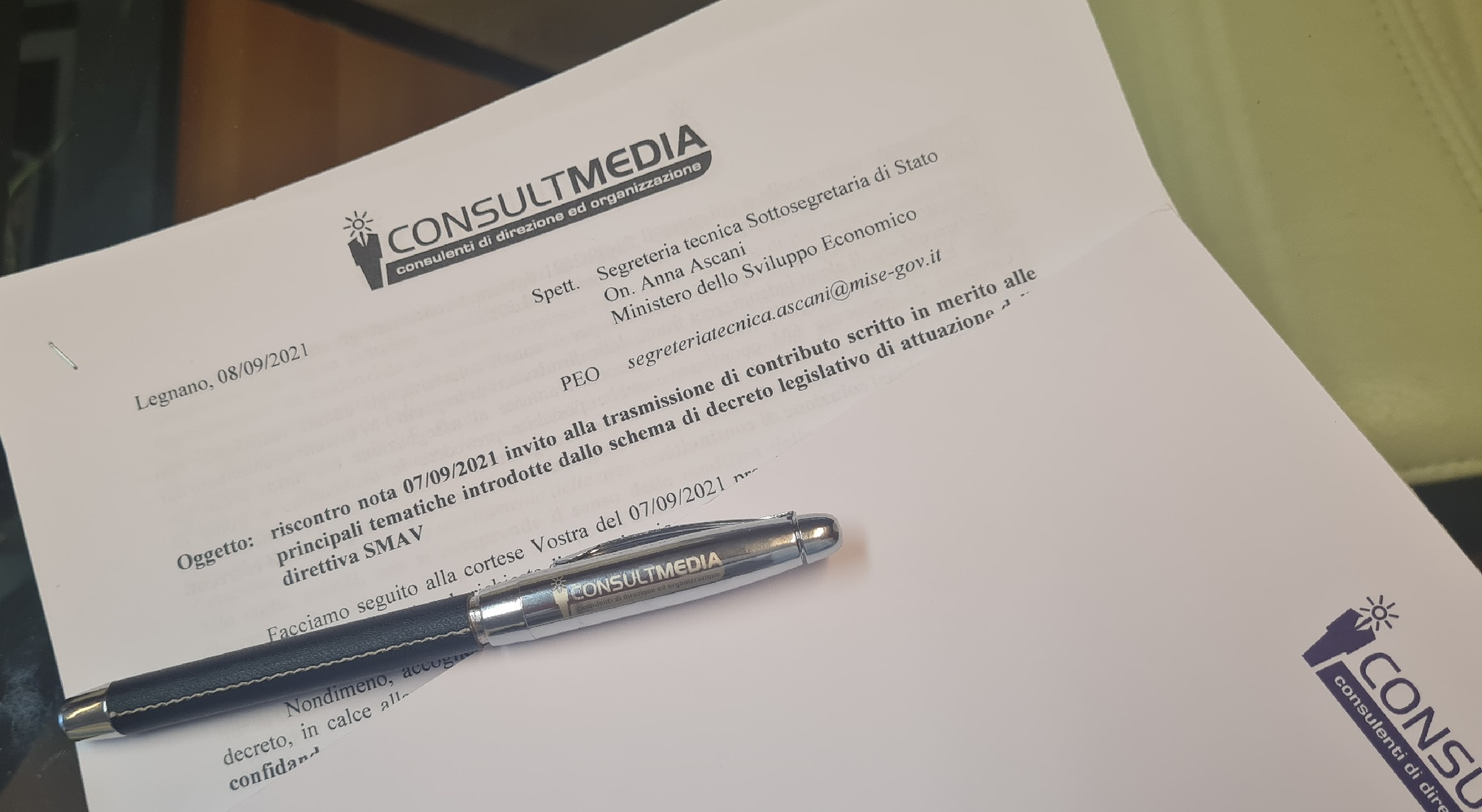 Consultmedia documento Mise sul futuro della radiofonia - Radio. Tra 3 giorni si conclude esame parlamentare schema decreto legislativo che riformerà TUSMAR. Tra novelle, affitto frequenze radio