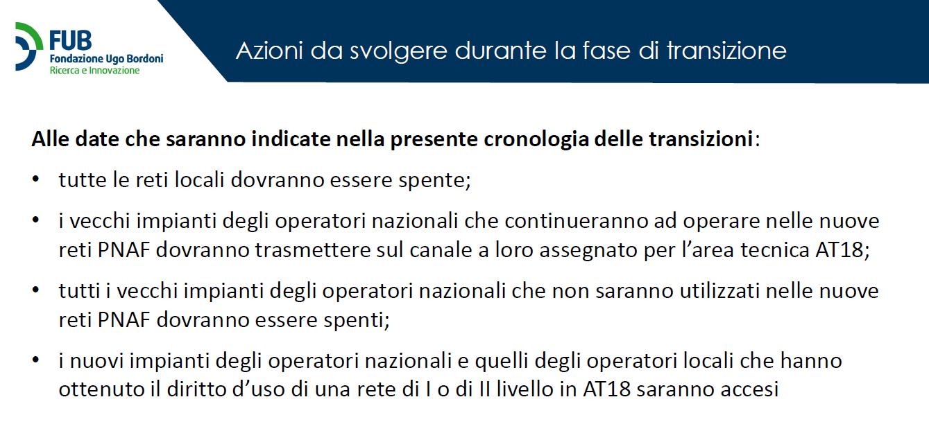 SARDEGNA SWITCH OFF 2021 1 - DTT. Mise illustra dinamica switch-off 2021 Sardegna. Importante test per processo su tutte le restanti aree tecniche