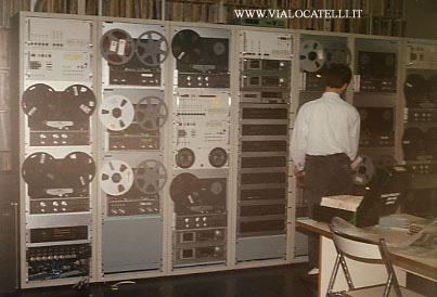radio milano international regia automatica - Storia della radiotelevisione italiana. 1977: prove tecniche per un Piano Nazionale di Assegnazione delle Frequenze. Che attendiamo ancora oggi...